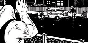 Charles Burns - El Borbah